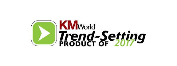 Award-KM World Trend Setting Products of 2017