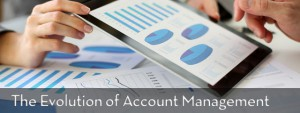 Analytics is changing everything, including account management