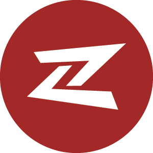 zl logo inverted red circle