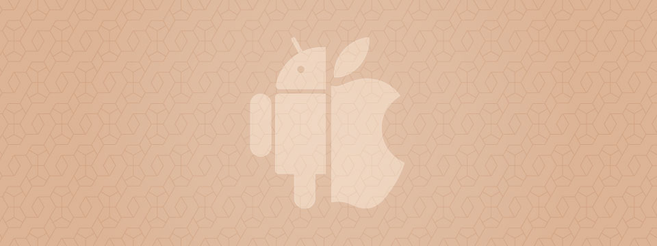 How iPhone vs. Android relates to information governance