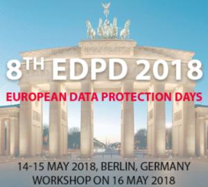 European Data Privacy Days