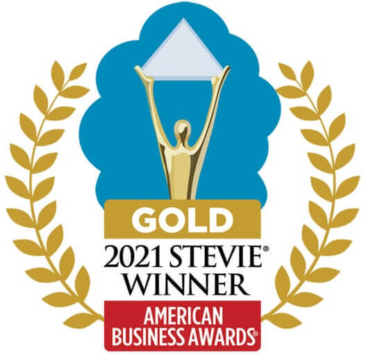 stevie gold 2021 american business awards